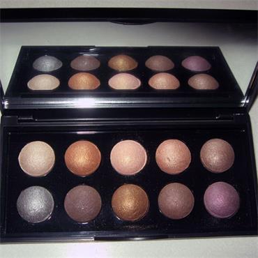 Elf Cosmetics Baked Eyeshadow Palette - California