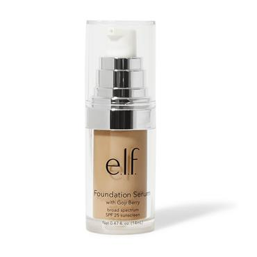 Elf Cosmetics Beautifully Bare Foundation Serum - Medium/Dark