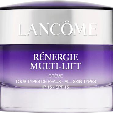 Lancome RÉNERGIE MULTI-LIFT DAY CREAM FIRMING ANTI-WRINKLE CREAM SPF15 50ml