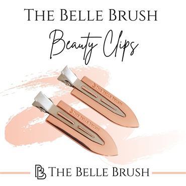 The Belle Brush Beauty Clips