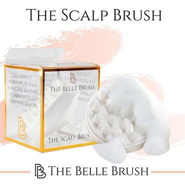 The Belle Brush The Scalp Brush
