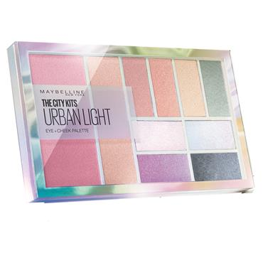 Maybelline Urban Light Eye & Cheek Palette