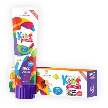 Spotlight Kids Toothpaste