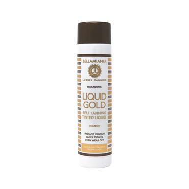 BELLAMIANTA Liquid Gold Self-Tanning Tinted Liquid