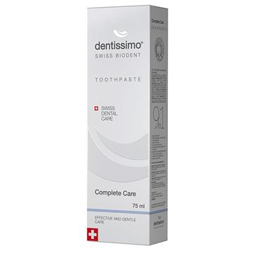 Dentissimo Toothpaste Complete Care 75ml