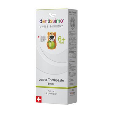 Dentissimo Toothpaste Junior  6+ Years 50ml