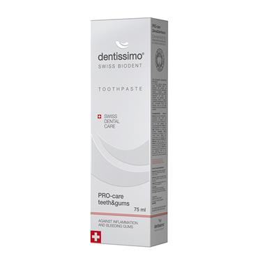Dentissimo Toothpaste PRO-Care Teeth&Gums 75ml