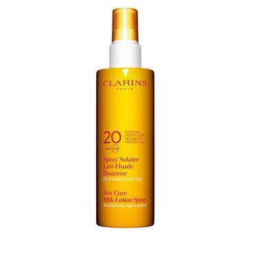 Clarins Sun Spray Milk SPF 20