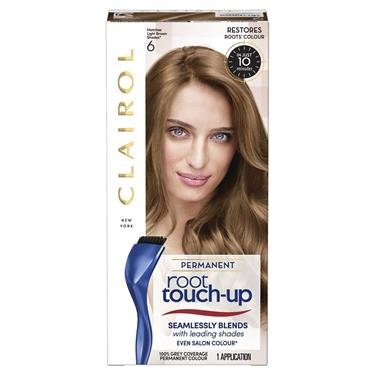 Clairol Permanent Root Touch Up - 6 Matches Light Brown Shades