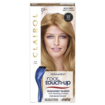 Clairol Permanent Root Touch Up - 7 Matches Dark Blonde Shades