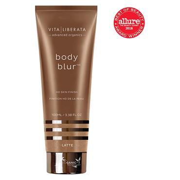 Vita Liberata Body Blur Instant HD Skin Finish Latte - Medium 100ml