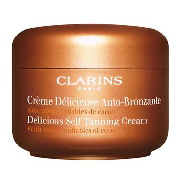 CLARINS Delicious Self Tanning Cream 125ml