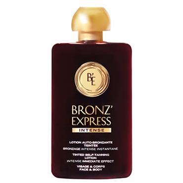BRONZE EXPRESS  Self Tanning Lotion Intense