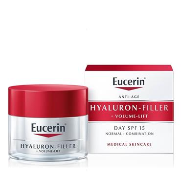 Eucerin Hyaluron-Filler + Volume Lift Day SPF 15 50ml