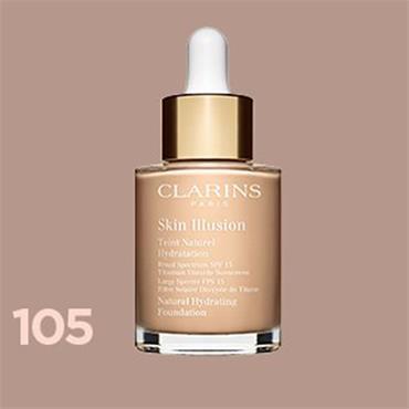 CLARINS SKIN ILL M/UP 105