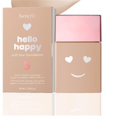 BENEFIT Hello Happy Foundation Shade 05