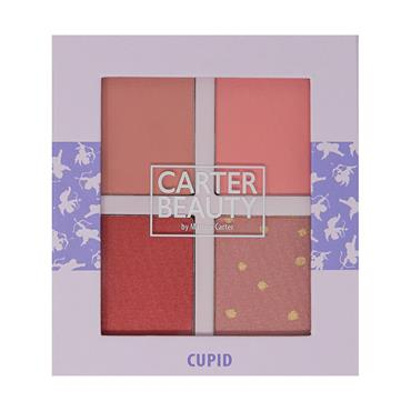 Carter Beauty Blusher Palette Cupid