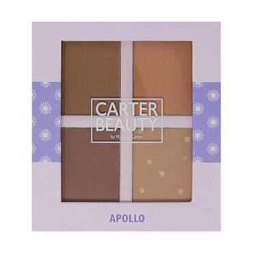 Carter Beauty Bronzer Palette Apollo