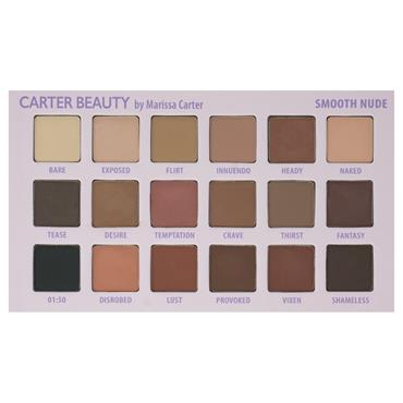 SMOOTH NUDE 18-SHADE EYESHADOW PALETTE