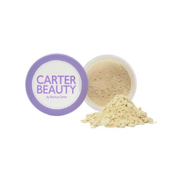 Carter Beauty Natural Baking Powder