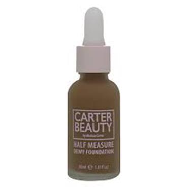 Carter Beauty Half Measure Dewy Foundation Truffle