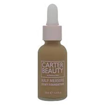 Carter Beauty Half Measure Dewy Foundation Shortbread