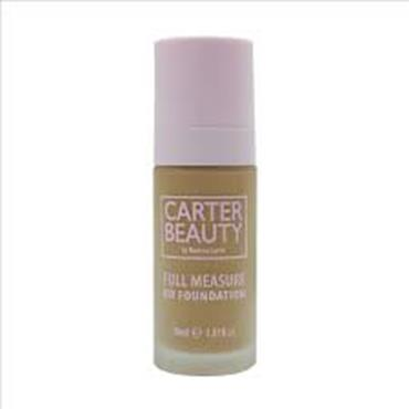 Carter Full Measure Foundation Creme Brulee