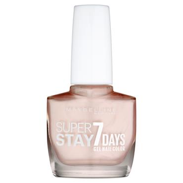Maybelline SuperStay 7 Days Gel Nail Polish Dusted Pearl