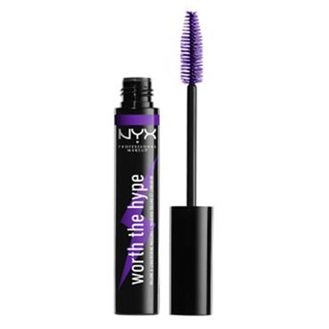 NYX Worth The Hype Color Mascara - Purple