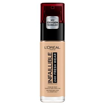 L'Oreal Paris Infallible 24hr Freshwear Foundation Natural Rose