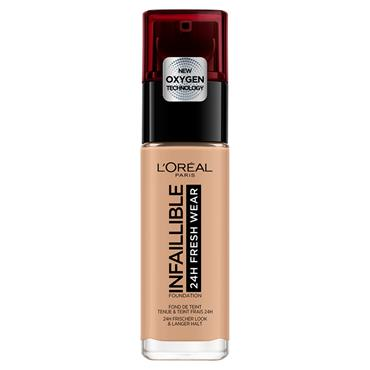 L'Oreal Paris Infallible 24hr Freshwear Foundation Radiant Honey
