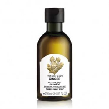 THE BODY SHOP Ginger Anti Dandruff Shampoo 250ml