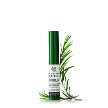 THE BODY SHOP Tea Tree Targeted Gel Spot Treatment