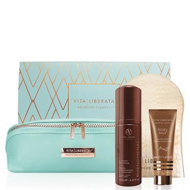 Vita Liberata Luxury Tan Gift Set Medium