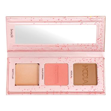 Benefit Get The Pretty Started Blush & Highlight Palette