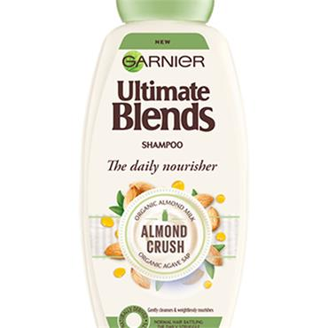 Garnier Ultimate Blends Almond Crush Shampoo