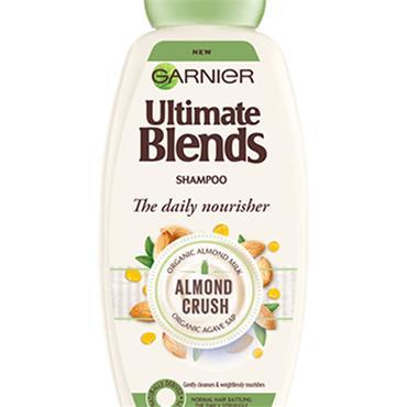 Garnier Ultimate Blends Almond Crush Shampoo