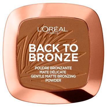 L'Oreal Paris Back To Bronze Powder