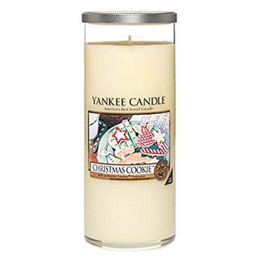 Yankee Candle Christmas Cookie Pillar Medium