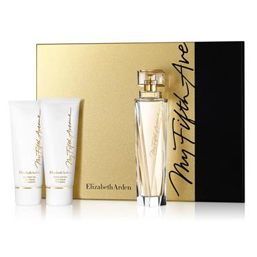 Elizabeth Arden My 5th Avenue Three Piece Set