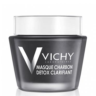 Vichy Detox Clarifying Charcoal Mask 75ml