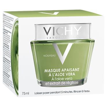 Vichy Soothing Aloe Vera Mask 75ml