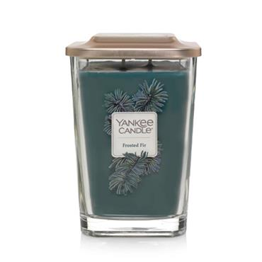 Yankee Candle Frosted Fir Square Large