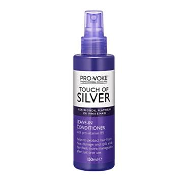Pro:Voke Touch Of Silver Leave In Conditioner 150ml
