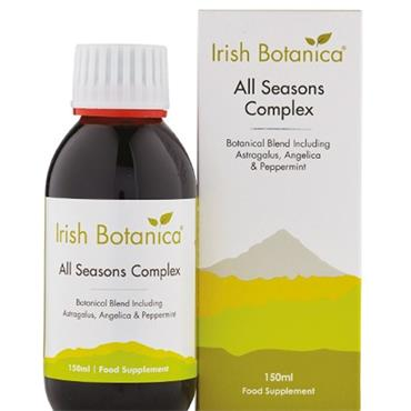 Irish Botanica All Seasons Complex 150ml