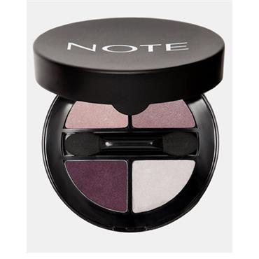 Note Cosmetics Luminous Silk Mono Eyeshadow 04