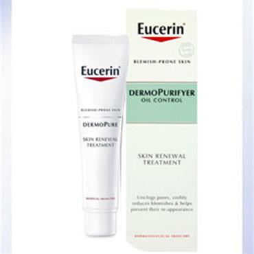 Eucerin Dermo Purifyer Skin Renewal Treatment 40ml