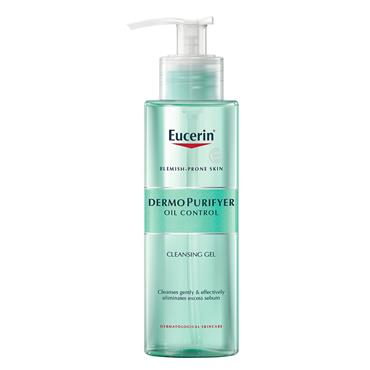 Eucerin Dermo Purifyer Oil Control Cleansing Gel 200ml