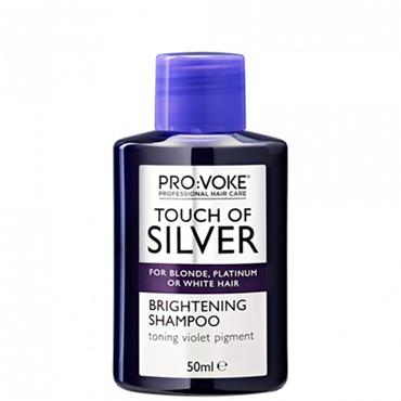 Pro Voke Touch Of Silver Brightening Shampoo 50ml