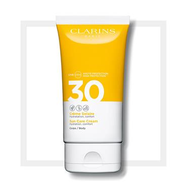 Clarins Sun Care Body Cream UVA/UVB 30 150ml